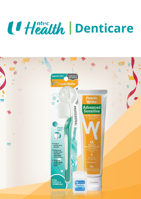 NTUC Health Denticare