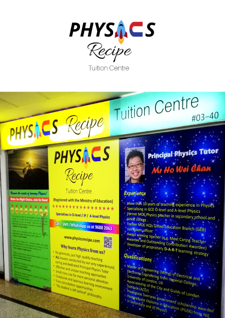 Physics Recipe Tuition Centre