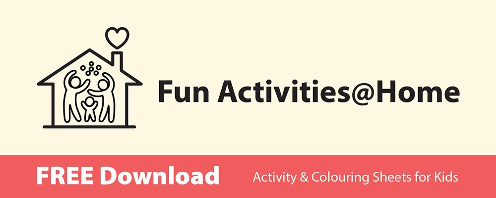 Fun Activities@Home