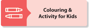 Colouring & Activity for Kids