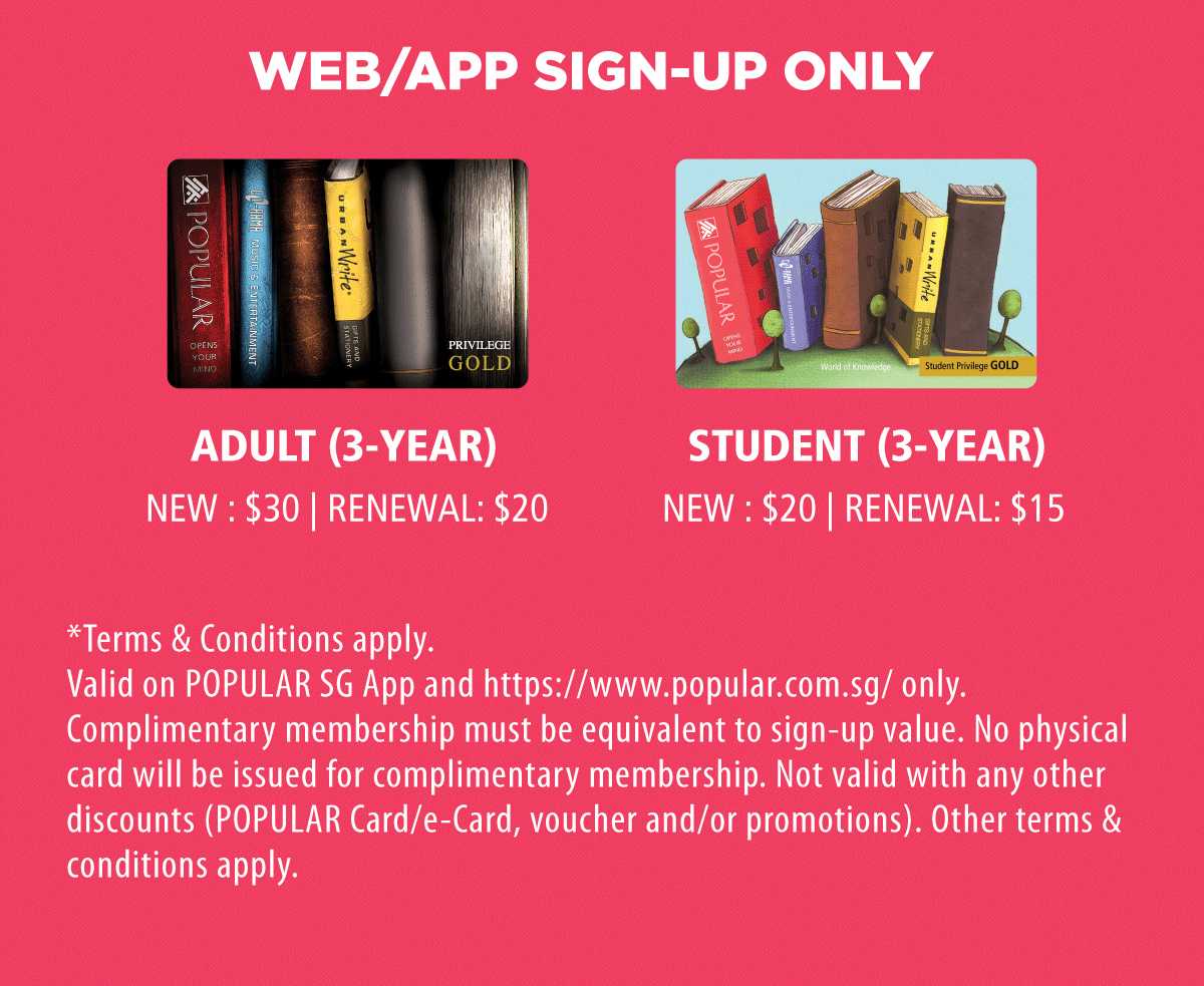 Web/App Sign-up Only
