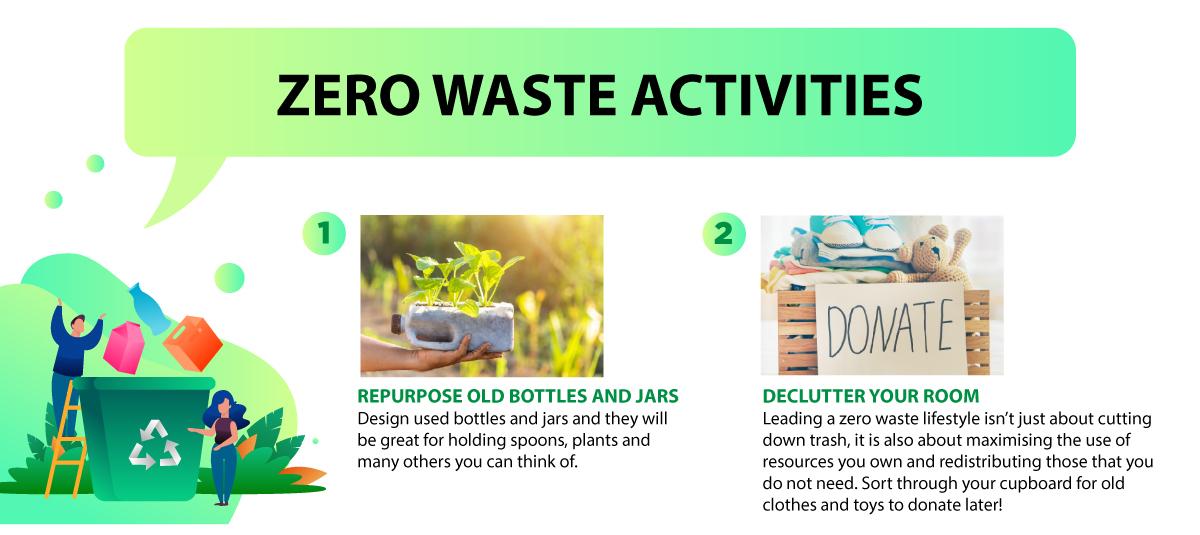 Zero Waste Activities