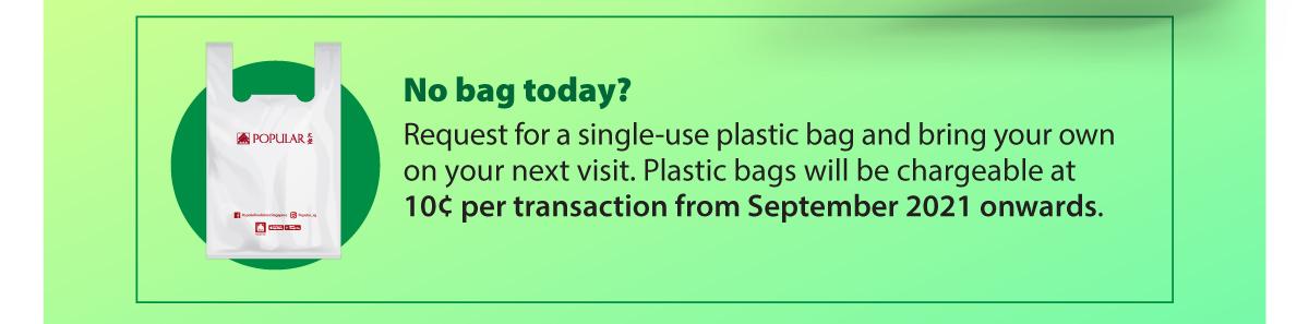 Zero Plastic Day Every Wednesday