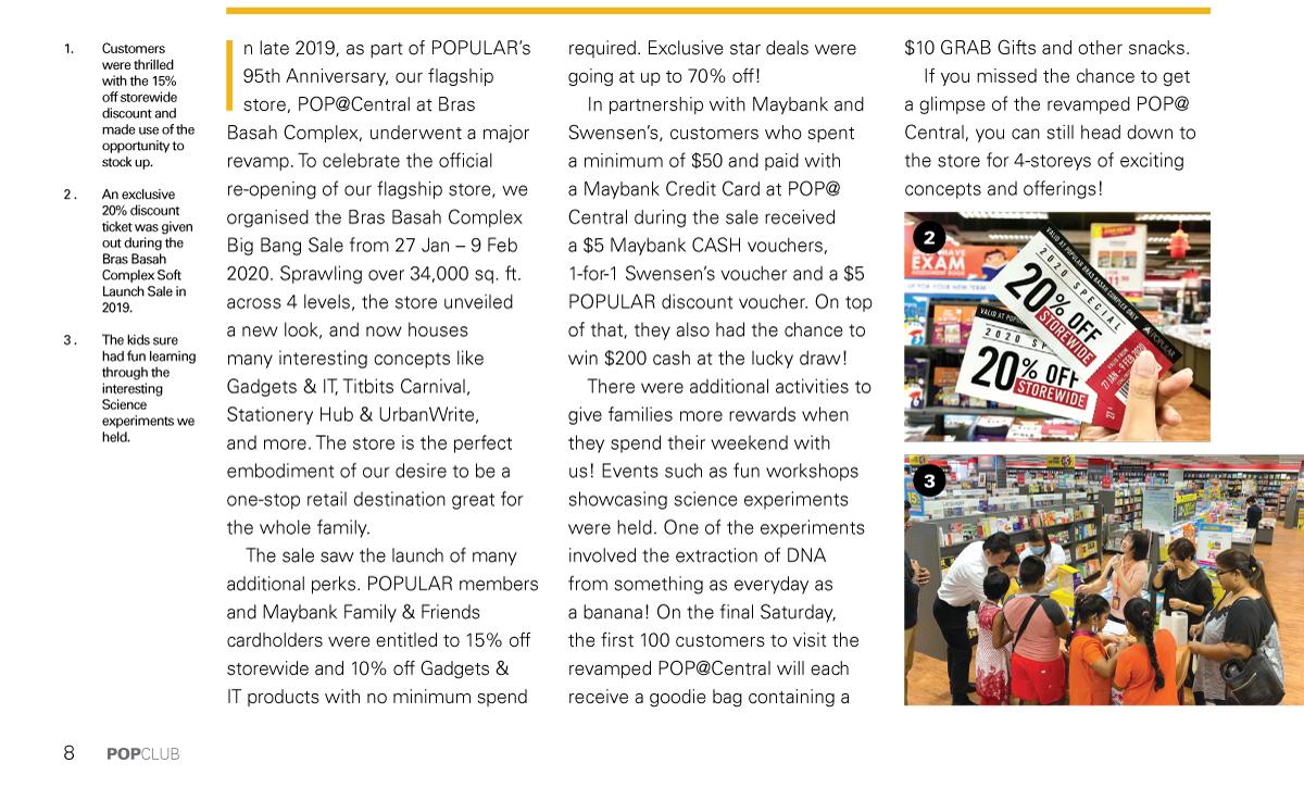 POPClub Magazine