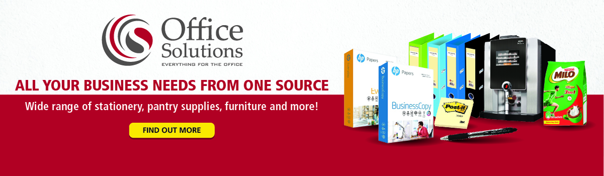 Office Solutions: All your business needs in one source
