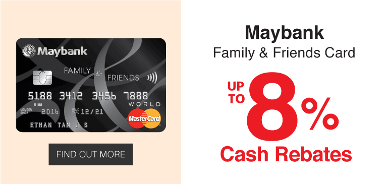 Maybank Family & Friend Card
