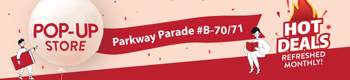 Pop-Up Store - Parkway Parade