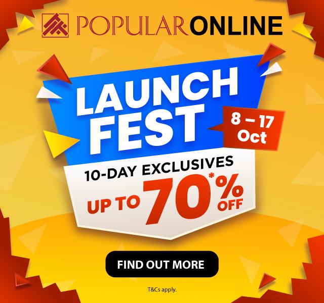 POPULAR Online Launch Fest