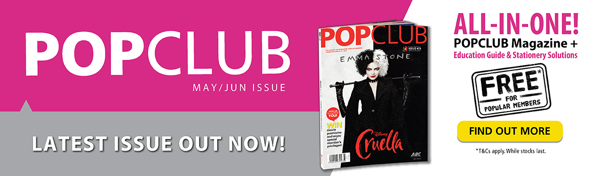 POPCLUB Magazine May/Jun 2021