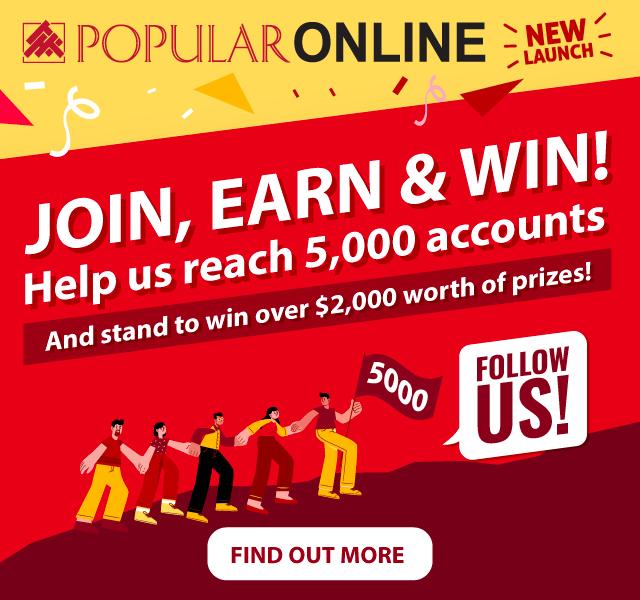 POPULAR Online New Launch