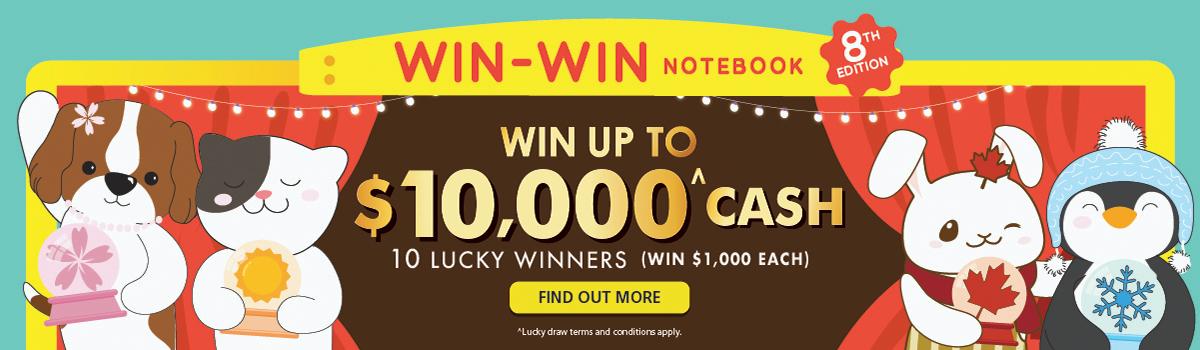 Win-Win Notebook 2021