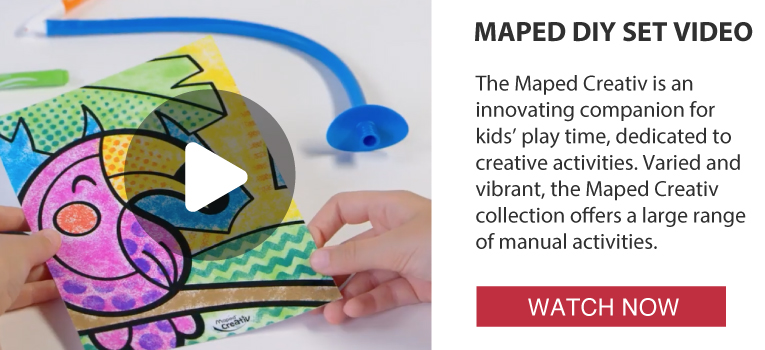 Activities: Maped Creativ: Color Experiences - Blowpen Art