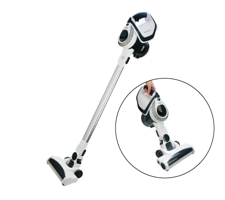 Aztech ASC580 FusionVac Cordless 2-in-1 Stick Vacuum Cleaner
